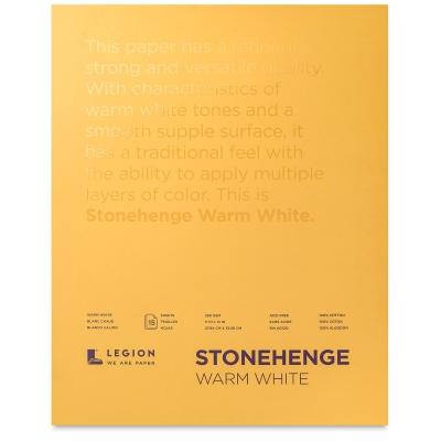 Warm White Paper