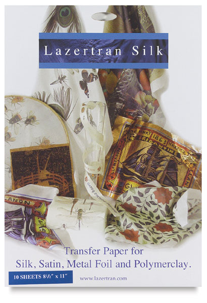 Lazertran Silk
