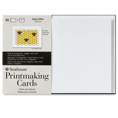 Printmaking Cards, Pkg of 50