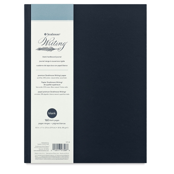 500 Series Writing Journal, Hardbound