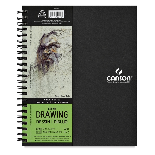 Artist Series Drawing Book, 60 Sheets