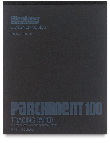 Tracing Paper, 100-Sheet Pad