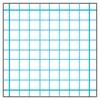 Gridded Paper, 8 × 8 Grid