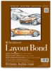 "Layout Bond Pad, 9"" × 12"""