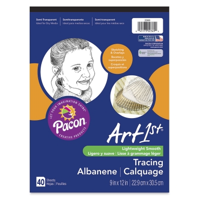 Tracing Pad, 40 Sheets