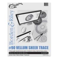 Borden & Riley #90 Vellum Sheer Trace