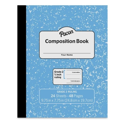 Primary Composition Notebook, Grade 2