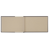 Hardbound Toned  Mixed Media Artist Journal, Tan