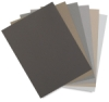 Gray Tone Mi-Teintes, 24 Sheet Pad