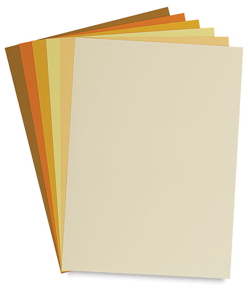 Four-Corner Strap-Pack, Yellows
