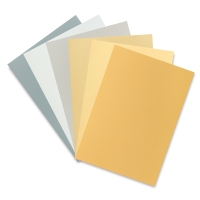 Soft Pastel Paper Pad, Light Colors