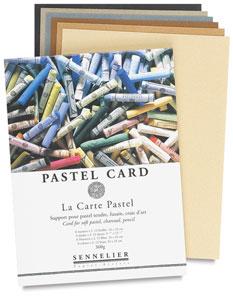 Pastel Card Pad