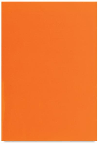 Single Sheet, Orange