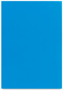Single Sheet, Blue
