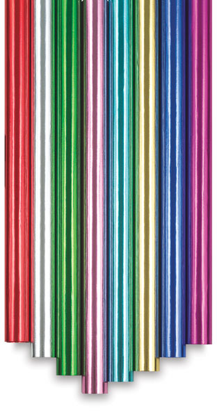 Colors (Left to Right)<br>Red, Silver, Green, Pink, Light Blue,<br>Gold, Dark Blue, Fuchsia<br>
