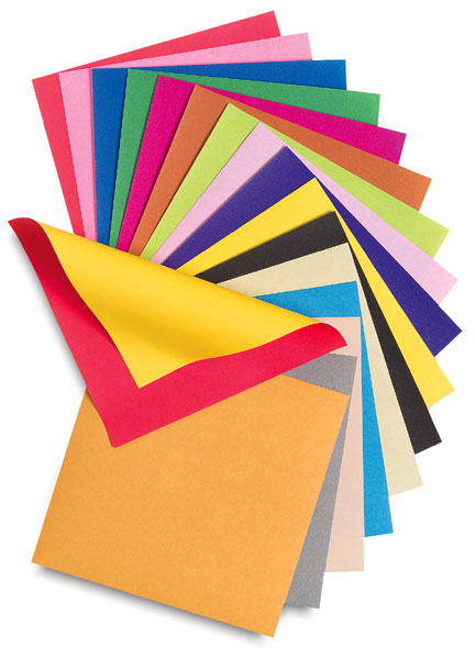Aitoh Double Sided Origami Papers Blick Art Materials