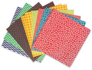 Kimono and Folk Art Origami Paper