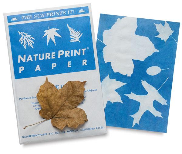 Nature Print Paper