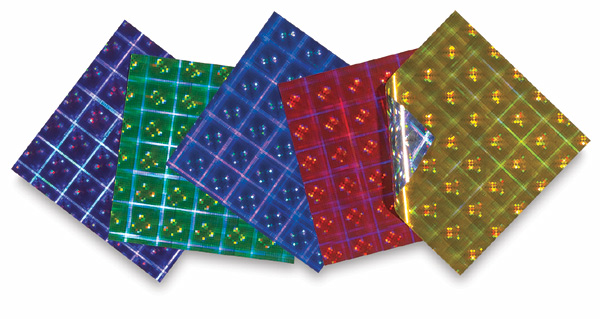 Hologram Origami Project Paper