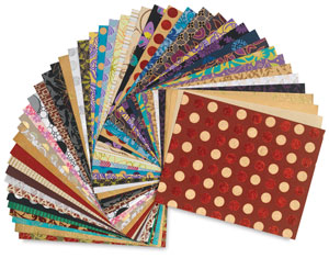 "Assorted Paper, 8½"" × 11"""