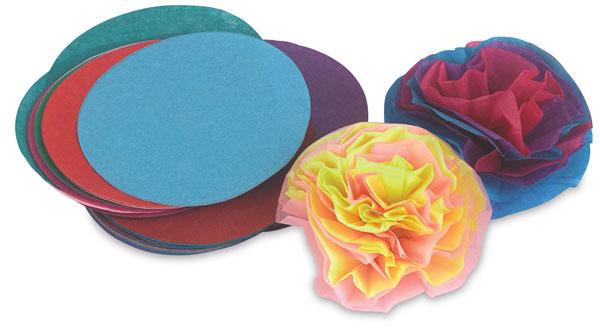 Tissue Circles, Pkg of 480