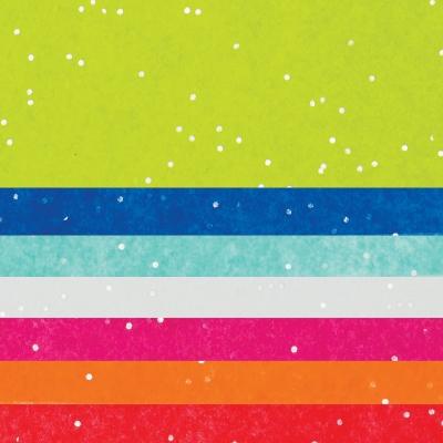 Glitter Kolorfast Tissue, 14 Sheets