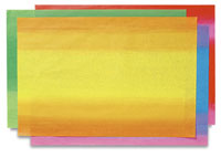Spectra Deluxe Bleeding Art Tissue Madras Pattern