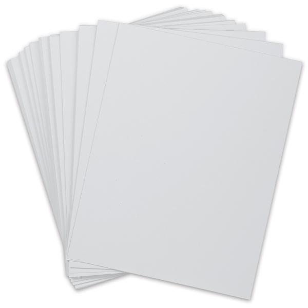 White, Pkg of 100 Sheets