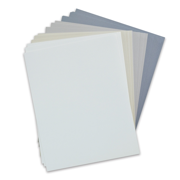 Metallics, Pkg of 40 Sheets