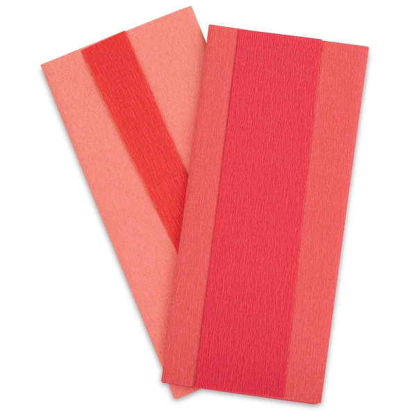 Extra Fine, Double Sided, Stawberry & Tulip Pink