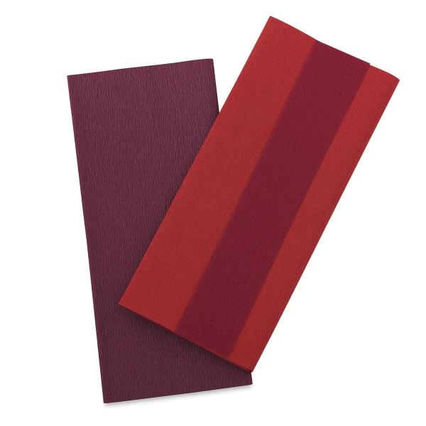 Double-Sided, Pkg of 2<br>Sangria and Aubergine w/ Cherry and Raspberry