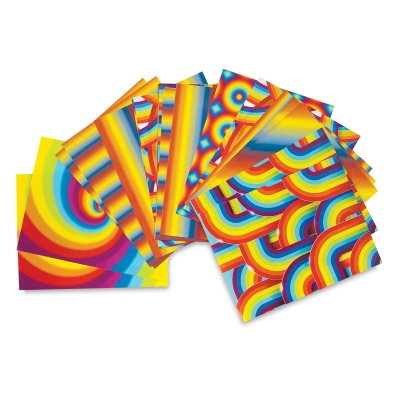 Rainbow Paper, Pkg of 50 Sheets