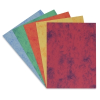 Marbled Construction Paper, 50 Sheets