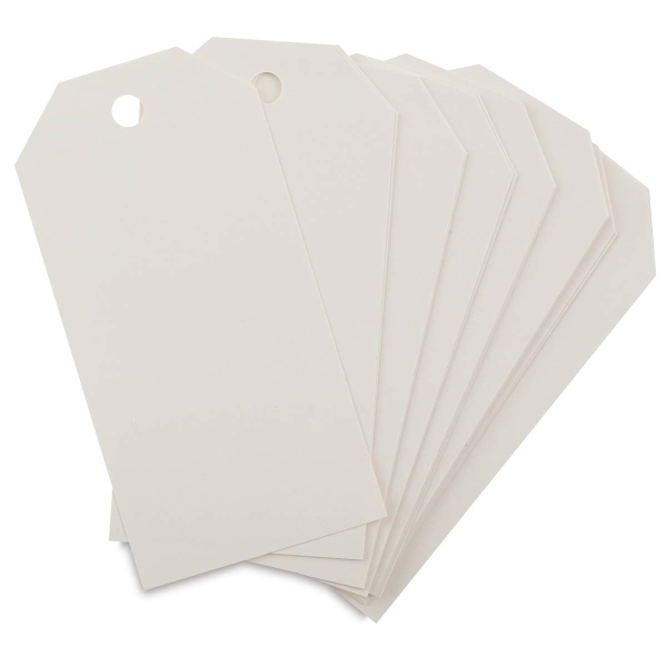 "Craft Tags, 2¼"" × 4¼""<br/>Pkg of 25"