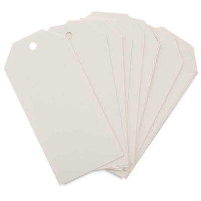 "Craft Tags, 2½"" × 5¼""<br/>Pkg of 25"