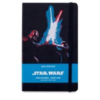 Moleskine Star Wars Notebook, Lightsaber Duel
