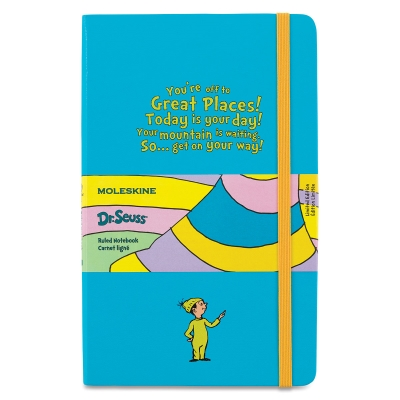 Moleskine Dr Seuss Oh The Places Youll Go Notebooks Blick Art