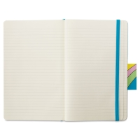 Oh The Places You'll Go Notebook, White
