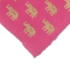 Elephant (Gold and Magenta)