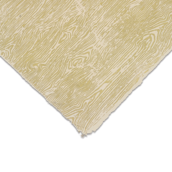 Woodgrain (Gold and Cream)