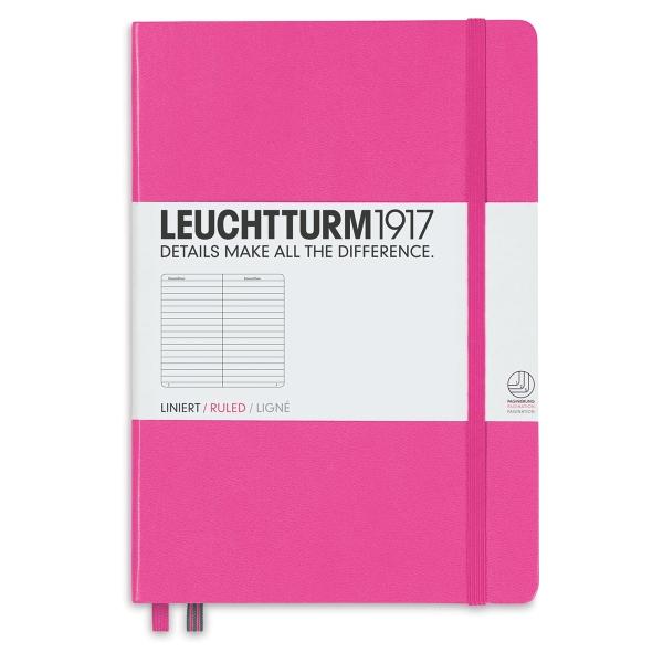 Leuchtturm1917 Notebook, New Pink