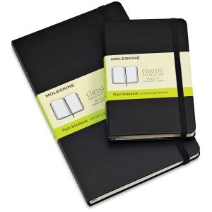 Moleskine Classic Notebooks