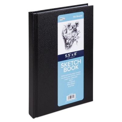 Hardbound Sketchbook, 110 Sheets
