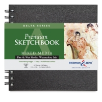 Delta Series Sketchbook, 50 Pages