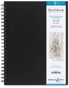 Epsilon Series Sketchbook, Wirebound