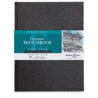 Epsilon Series Sketchbook, 62 Pages