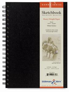 Gamma Series Sketchbook, Wirebound