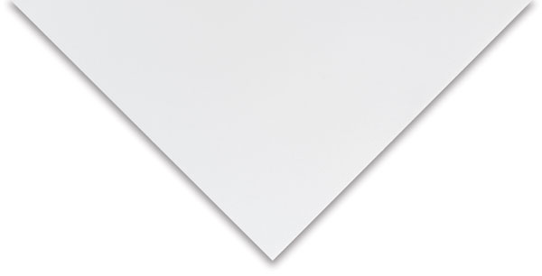 Satin Printmaking Sheet, White