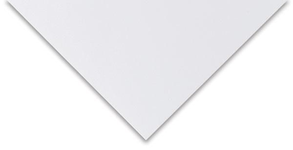 Velvet Printmaking Sheet, Radiant White