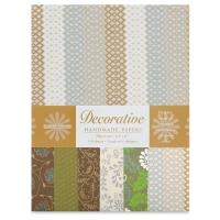 Shizen Decorative Paper Screen Print Assortment Packs